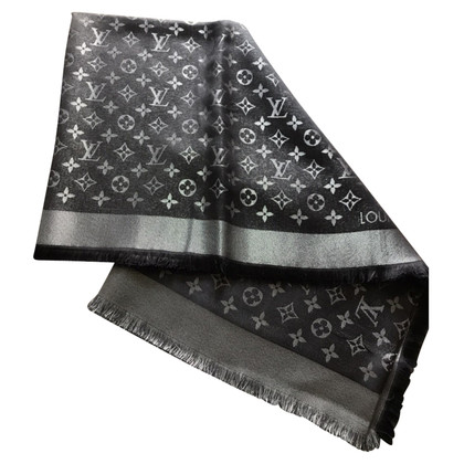 Louis Vuitton Lurex del monogramma nero