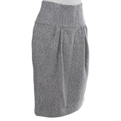 Moschino skirt from Bouclé
