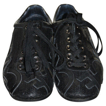 Dolce & Gabbana Sneakers con paillettes
