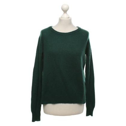 360 Sweater Sweater in groen