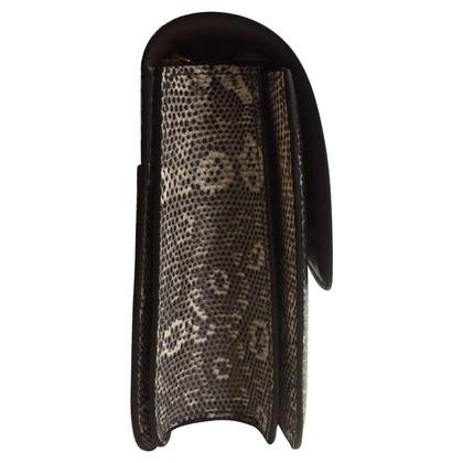 "Céline ""Classic Box Bag"" made of ebony leather"