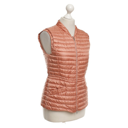Marc Cain Vest in apricot
