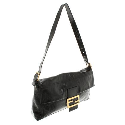 Fendi Handtasche aus Lackleder