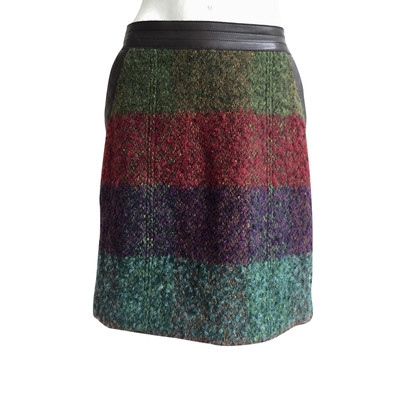 Etro skirt made of wool mix