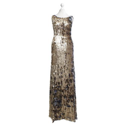 Guido Maria Kretschmer Evening dress with sequins