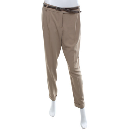 Twin-Set Simona Barbieri Pantalon beige