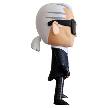 Karl Lagerfeld Figur