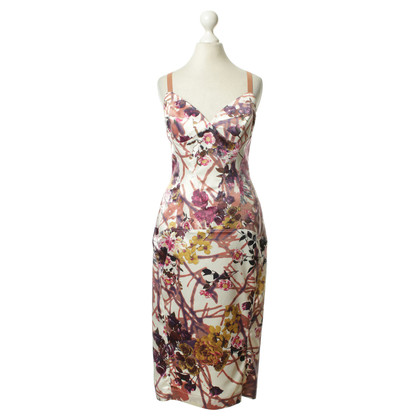 Just Cavalli Dress with a floral pattern