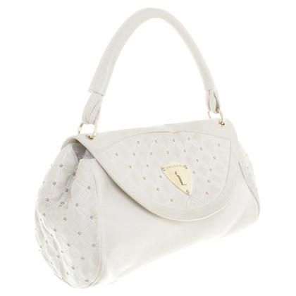 Bulgari Handbag in cream