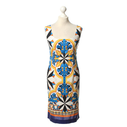 Philosophy di Alberta Ferretti Dress with graphic patterns