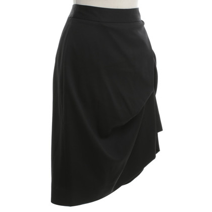 Vivienne Westwood Pencil skirt with drapery