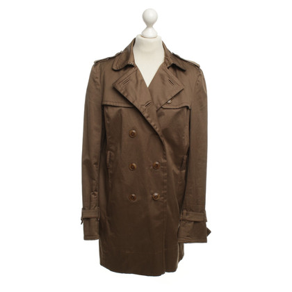 JOOP! Trench coat in marrone