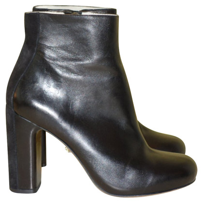 Schumacher Leather ankle boots