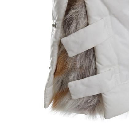 Airfield Giacca invernale con dettagli in pelliccia