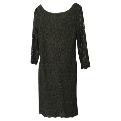 Diane von Furstenberg Sheath dress with lace