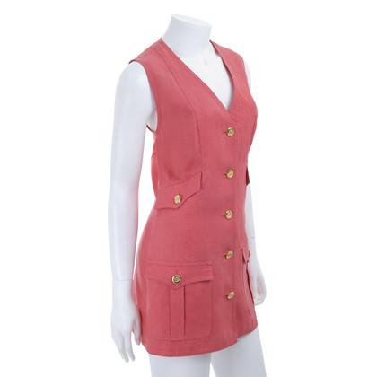 Chanel linnen vest