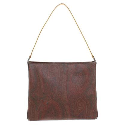 Etro Handbag with print