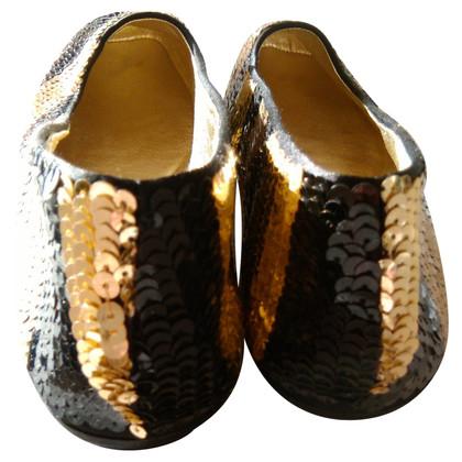 Dolce & Gabbana DOLCE&GABBANA ballerine paillettes