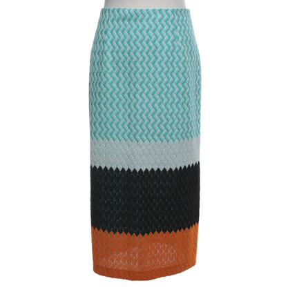 Missoni Patterned skirt in multicolor