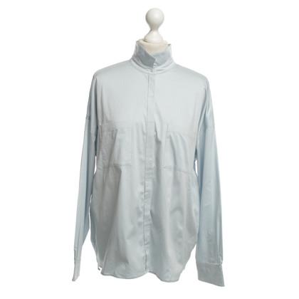 Drykorn Blusa in azzurro