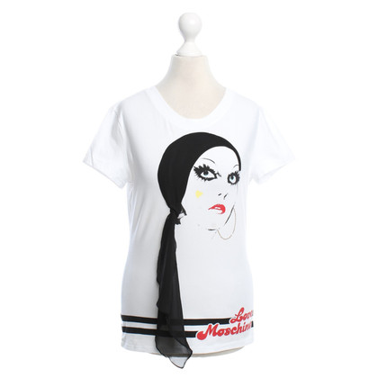 Moschino Love Shirt in Multicolor