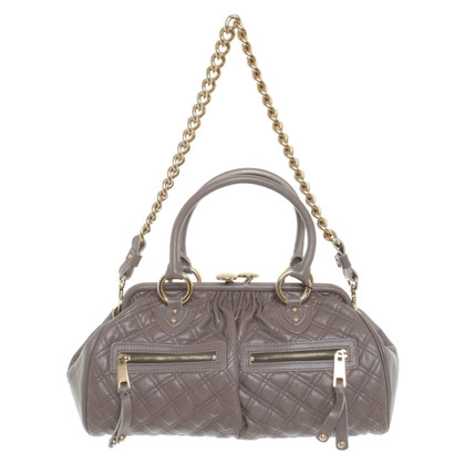 Marc Jacobs Handtas in taupe