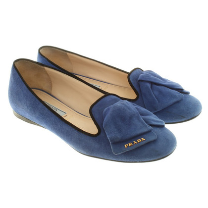 Prada Slipper Suede