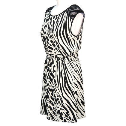 Armani Dress in black and white