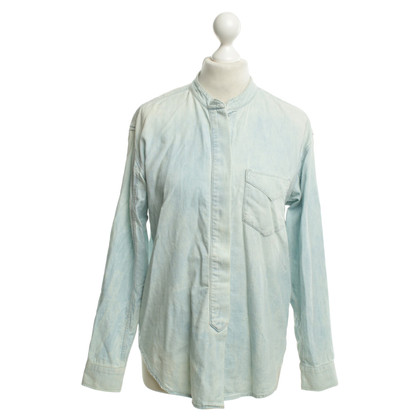 Citizens of Humanity camicia di jeans in azzurro