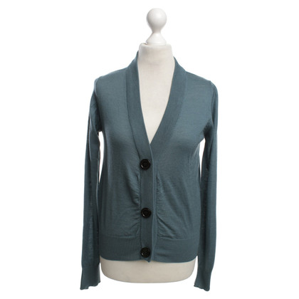 Claudie Pierlot Cardigan in Petrol