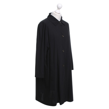 Jil Sander Coat in zwart