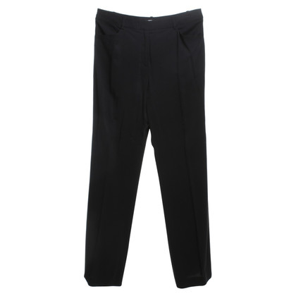 Oscar de la Renta trousers in black