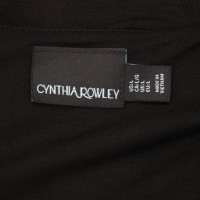 Cynthia Rowley Jurk in zwart