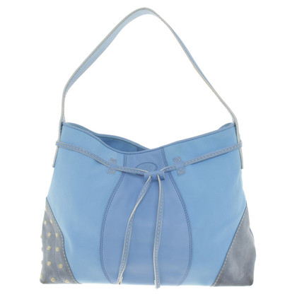 Tod's Handbag in sky blue