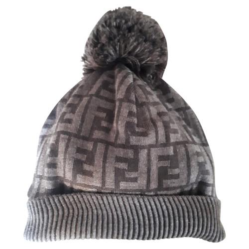baaf2e43b4d Fendi Wool hat - Second Hand Fendi Wool hat buy used for 145€ (3165930)