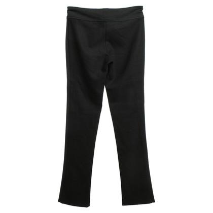 Diane von Furstenberg Donker grijze broek