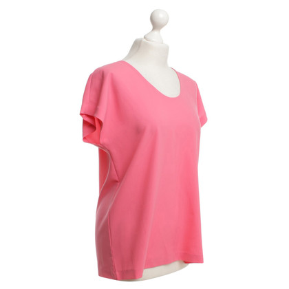 Diane von Furstenberg top in pink