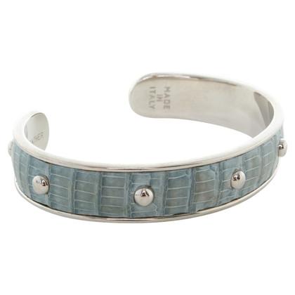 Tod's Bracelet with lizard leather