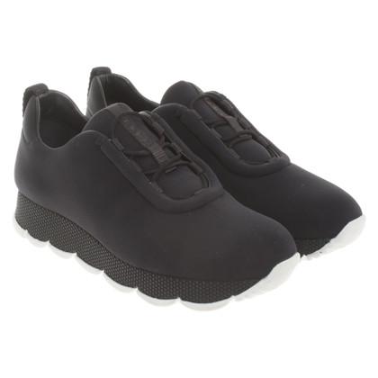 Prada Dark blue sneakers