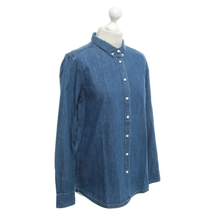 Closed Jean blouse in blauw