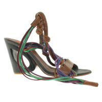 Hugo Boss Wedges with binding element