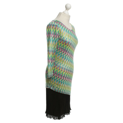 Other Designer Ana Alcazar - Dress with colorful patterns
