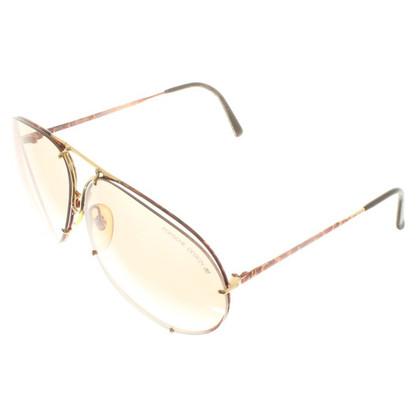 Andere Marke Porsche Design - Sonnenbrille mit Wechselgläsern