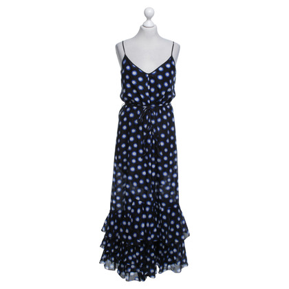 Moschino Dress in blue / white