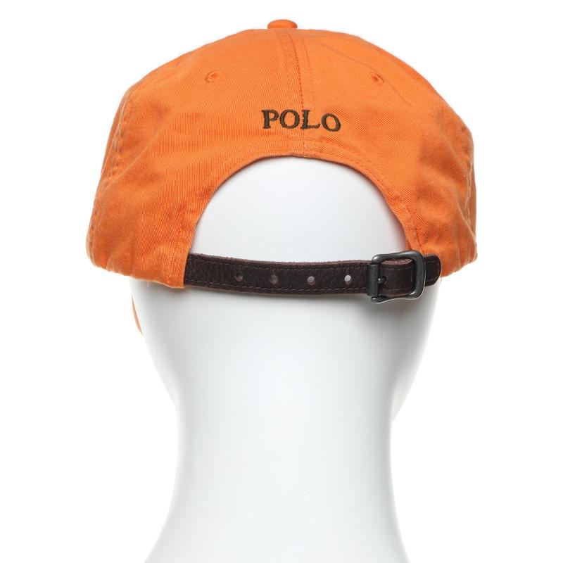 Casquette Rdbqtshcx En Acheter Ralph Lauren Orange Polo 2WEH9DI