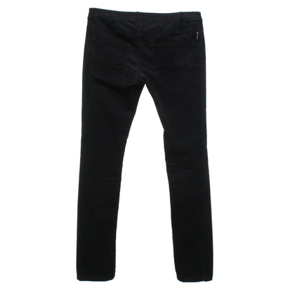 Zadig & Voltaire Corduroy pants in black