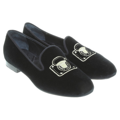 Marc Jacobs Loafer in zwart