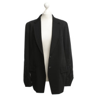 Dries van Noten Blazer in Schwarz