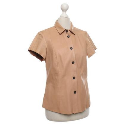 Drome Leather blouse