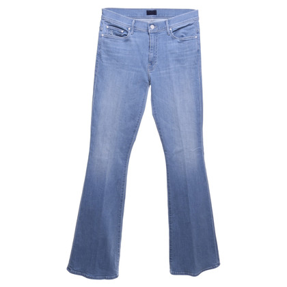 Mother Jeans blauw